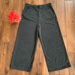 NWT Banana Republic Wide Leg Knit Pants Size XL